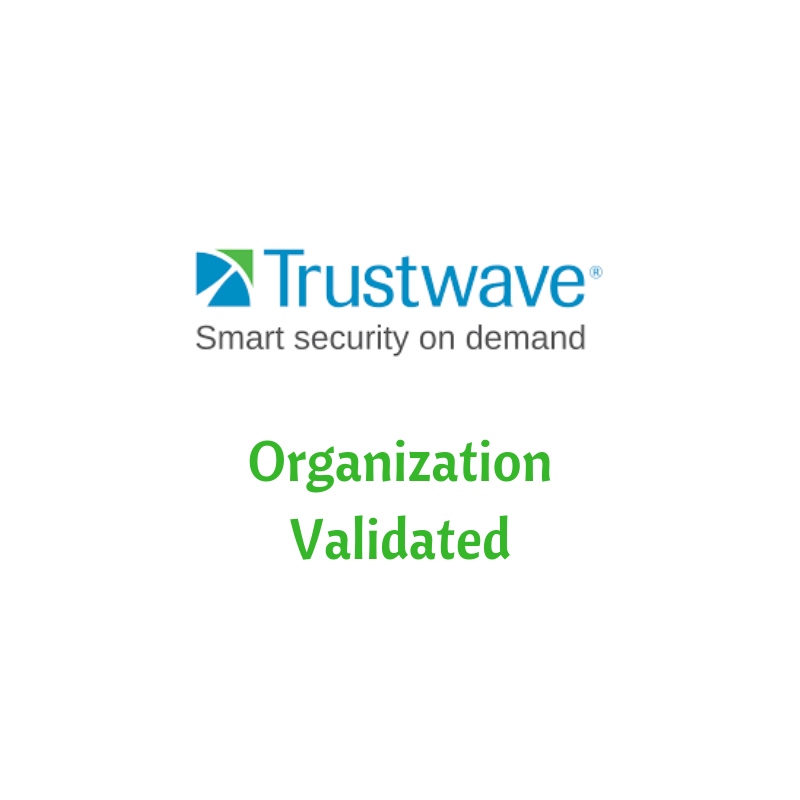 Trustwave OV SSL Logo