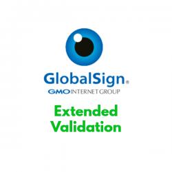 GlobalSign EV SSL Logo