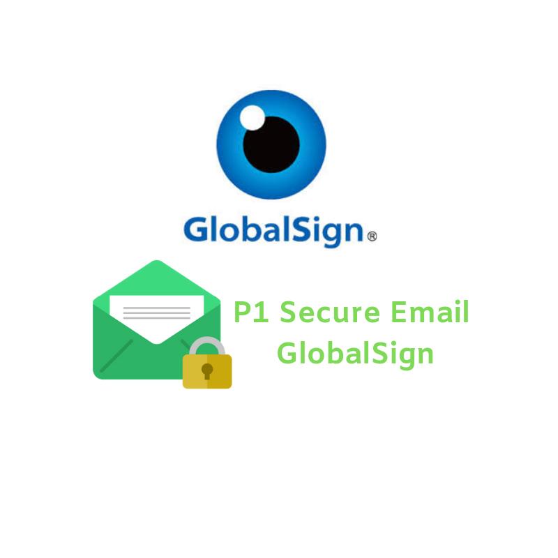 Secure Email - GlobalSign Logo