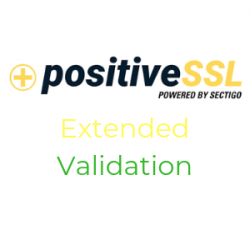 Positive EV SSL - SECTIGO...
