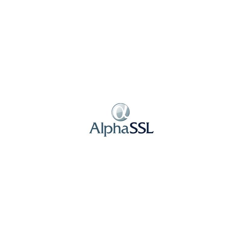 Alpha SSL Logo