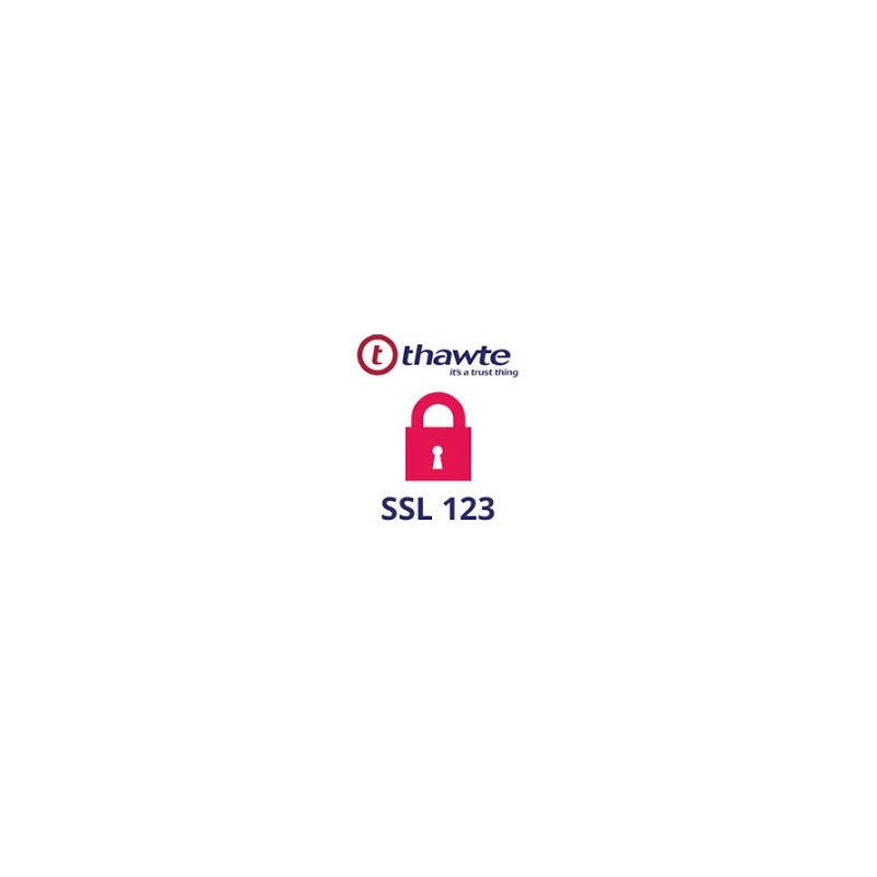 Thwate Dv Ssl 123 Is Domain Only Validation Ssl Certificate Provides
