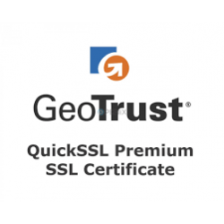 GeoTrust Quick SSL Premium Logo