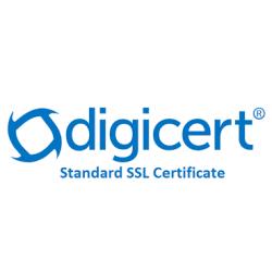 DigiCert Standard OV SSL Logo