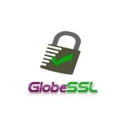 Globe Standard DV SSL Logo