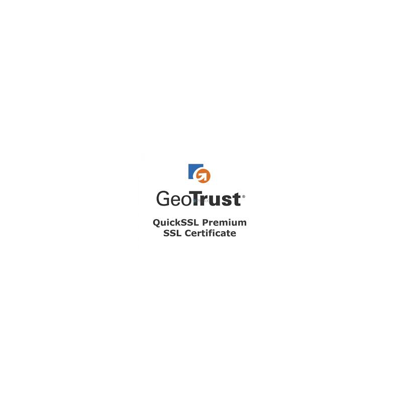 GeoTrust Quick SSL Premium Logo